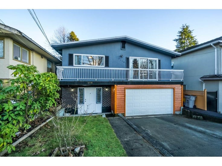5116 Aberdeen Street - Collingwood VE House/Single Family for sale, 5 Bedrooms (R2236939)