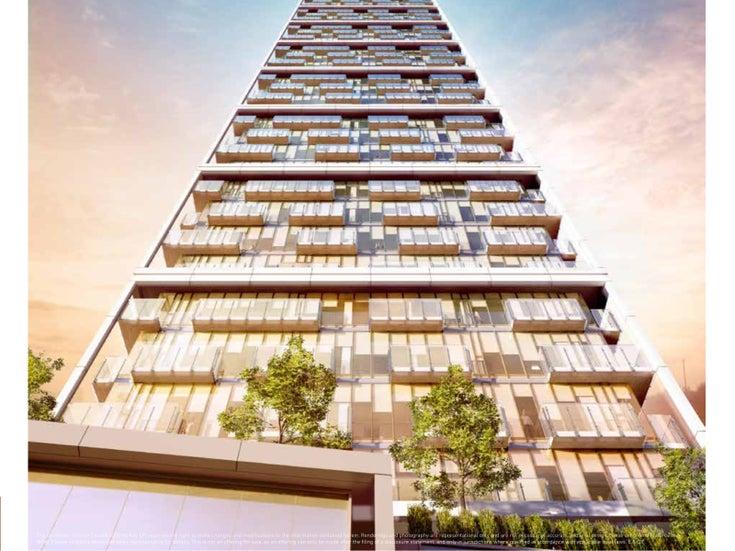 303-6000 McKay Ave, Burnaby - Metrotown Apartment/Condo for sale, 1 Bedroom (PreSale)