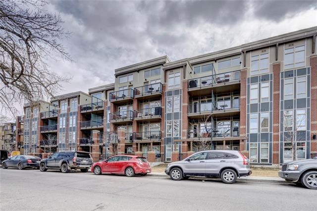 #210 323 20 AV SW - Mission Apartment for sale, 2 Bedrooms (C4222320)