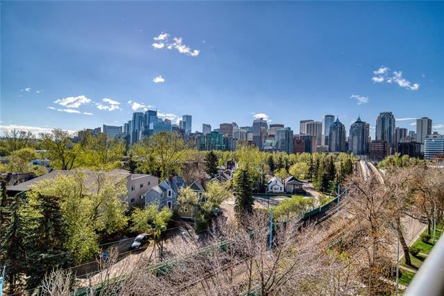 #604 235 9A ST NW - Sunnyside Apartment for sale, 1 Bedroom (C4245881)