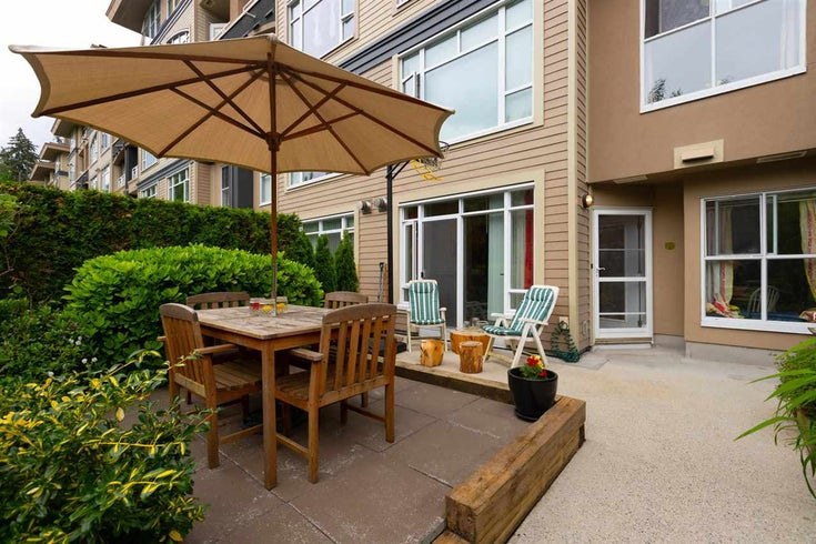 203 3600 WINDCREST DRIVE - Roche Point Apartment/Condo for sale, 2 Bedrooms (R2277317)