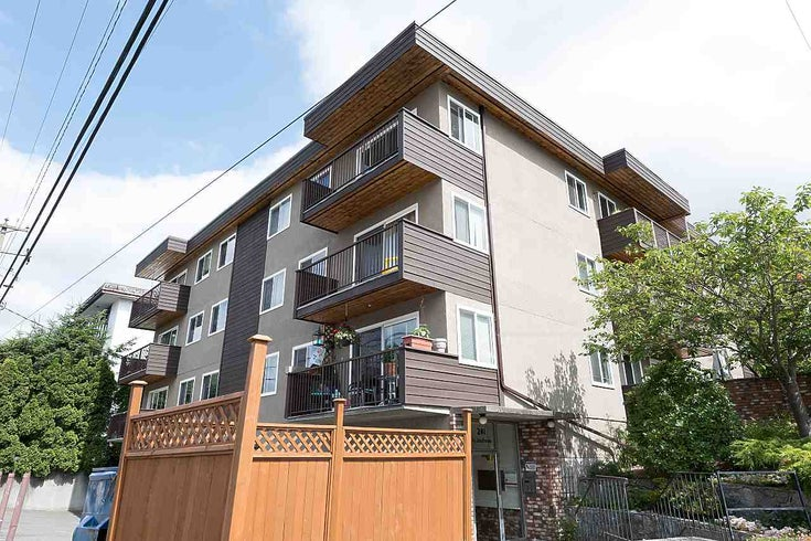 204 241 ST. ANDREWS AVENUE - Lower Lonsdale Apartment/Condo for sale, 1 Bedroom (R2382570)