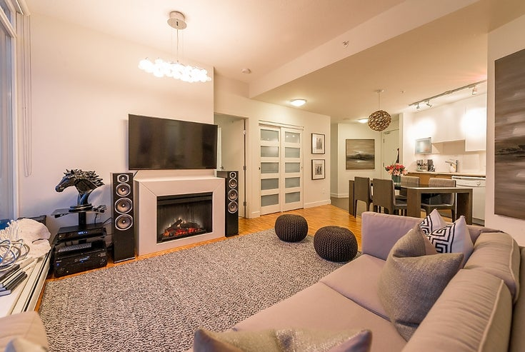 1101-175 W 2nd St - Lower Lonsdale Apartment/Condo for sale, 2 Bedrooms (V1106963)