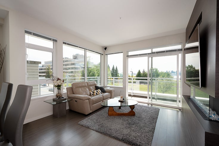 124 - 255 W 1st St - Lower Lonsdale Apartment/Condo for sale, 3 Bedrooms (R2473531)