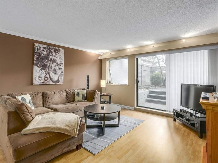 118 - 1955 Woodway Place - Brentwood Park Apartment/Condo for sale(R2244607)