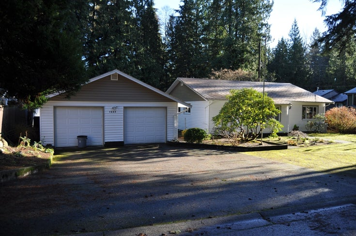 1880 Langworthy St, North Vancouver - Lynn Valley House/Single Family for sale, 3 Bedrooms (R2020965)