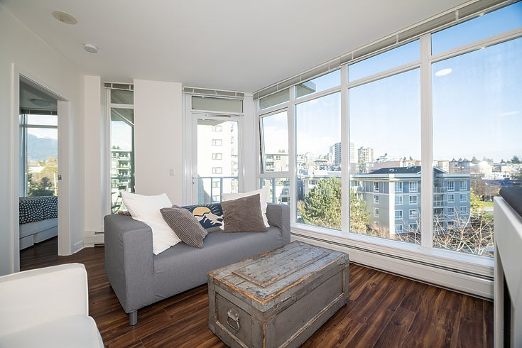 601-175 W 2nd St - Lower Lonsdale Apartment/Condo for sale, 2 Bedrooms (R2538453)