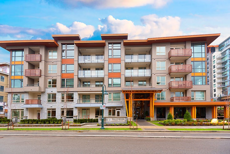 409-2663 Library Lane - Lynn Valley Apartment/Condo for sale, 1 Bedroom (R2526911)