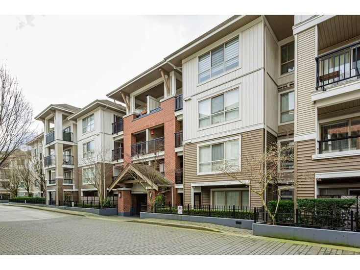 C414 8929 202 STREET - Walnut Grove Apartment/Condo for sale, 1 Bedroom (R2536521)