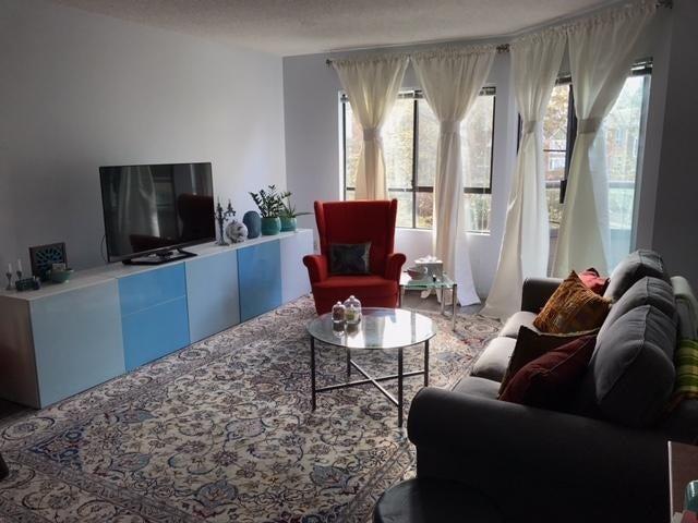 207 1750 AUGUSTA AVENUE - Simon Fraser Univer. Apartment/Condo for sale, 1 Bedroom (R2580024)