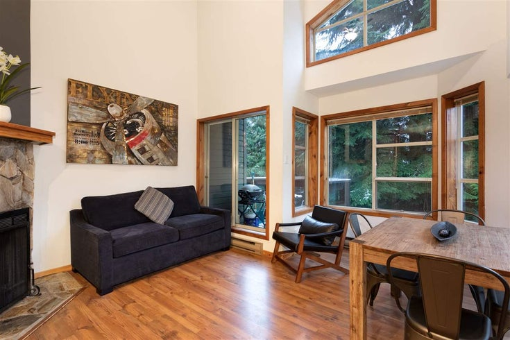 33 2217 MARMOT PLACE - Whistler Creek Townhouse for sale, 1 Bedroom (R2325745)