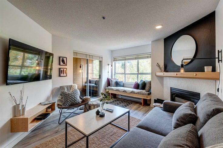 337 4350 LORIMER ROAD - Whistler Village Apartment/Condo for sale, 1 Bedroom (R2325809)