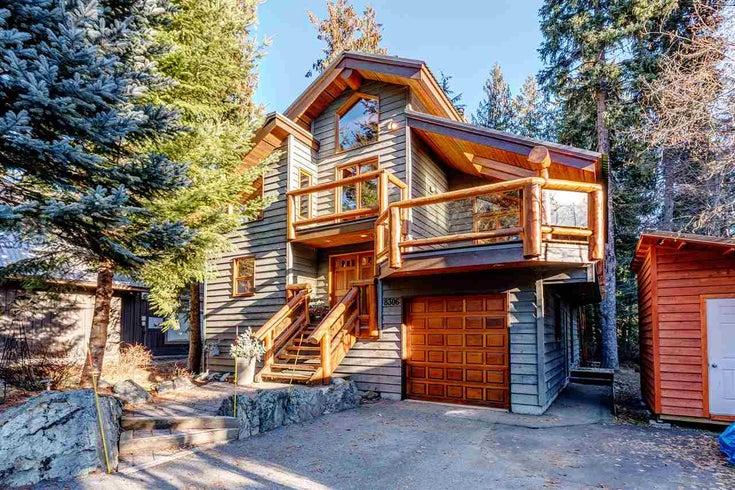 8306 RAINBOW DRIVE - Alpine Meadows House/Single Family for sale, 5 Bedrooms (R2327296)