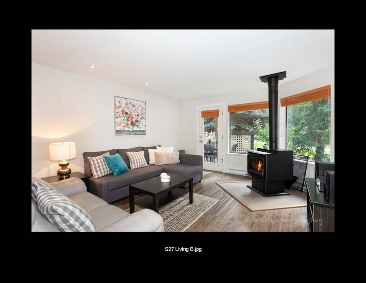 27 4637 BLACKCOMB WAY - Benchlands Townhouse for sale, 2 Bedrooms (R2353585)