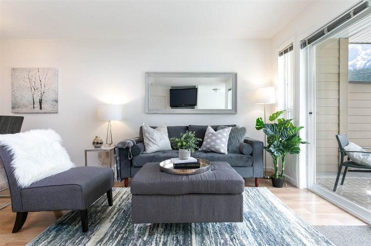 208 7331 ARBUTUS STREET - Pemberton Apartment/Condo for sale, 2 Bedrooms (R2377727)