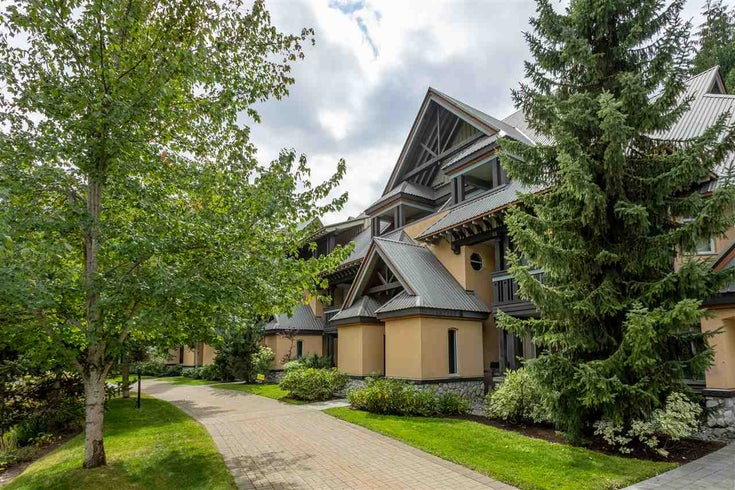 10 4335 NORTHLANDS BOULEVARD - Whistler Village Apartment/Condo for sale, 2 Bedrooms (R2400065)