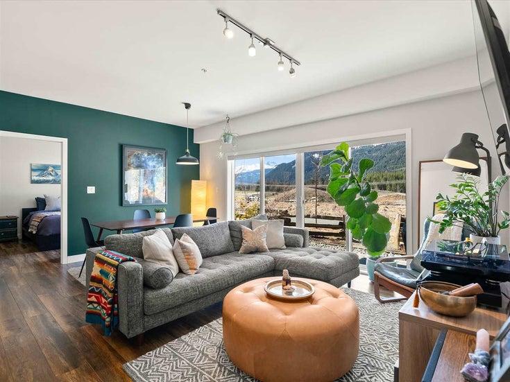 105 1025 LEGACY WAY - Cheakamus Crossing Apartment/Condo for sale, 2 Bedrooms (R2565514)