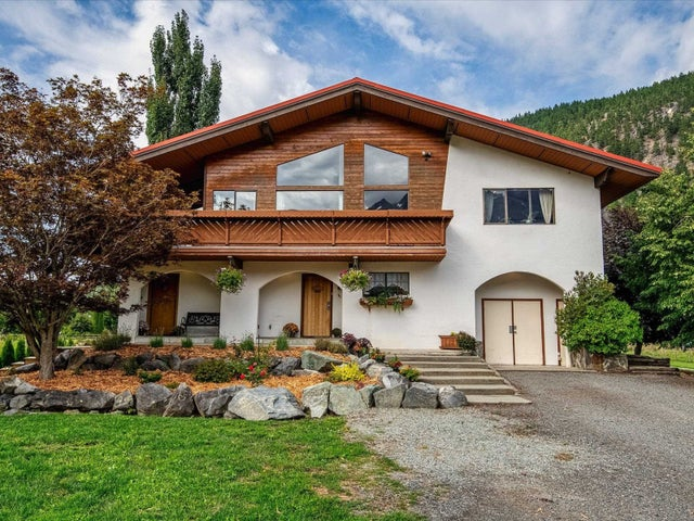 1431 COLLINS ROAD - Pemberton House with Acreage for sale, 5 Bedrooms (R2612553)