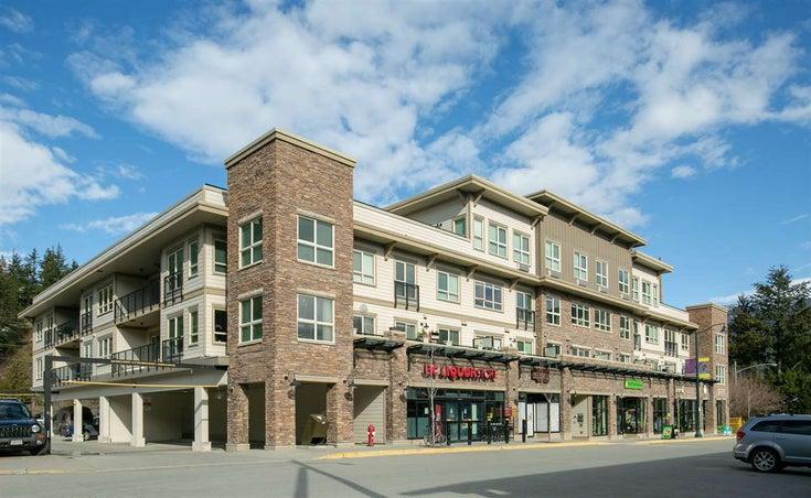316 7445 FRONTIER STREET - Pemberton Apartment/Condo for sale, 2 Bedrooms (R2540953)