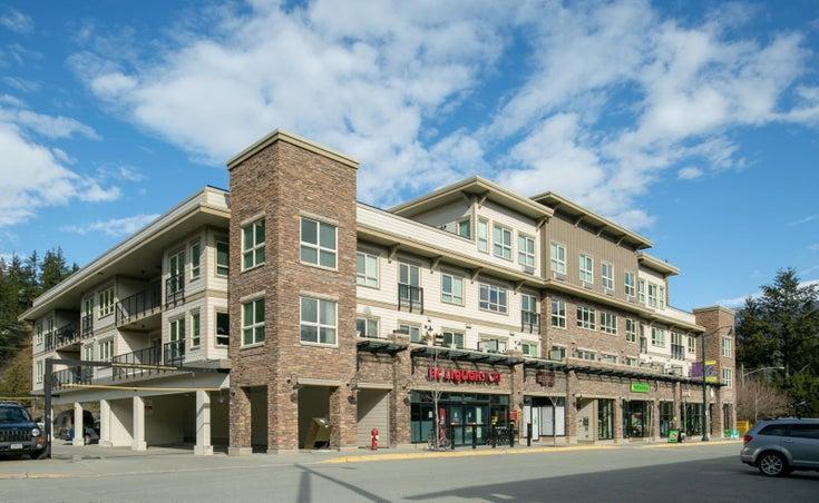 205 7445 FRONTIER STREET - Pemberton Apartment/Condo for sale, 1 Bedroom (R2624931)