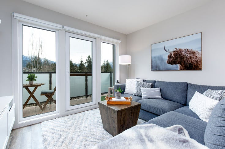 107 7350 CRABAPPLE COURT - Pemberton Apartment/Condo for sale, 2 Bedrooms (R2556133)