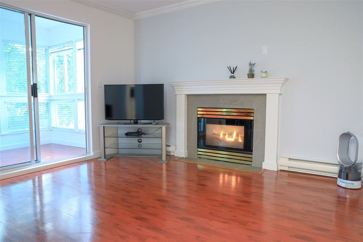 206 2133 DUNDAS STREET - Hastings Apartment/Condo for sale, 2 Bedrooms (R2395295)