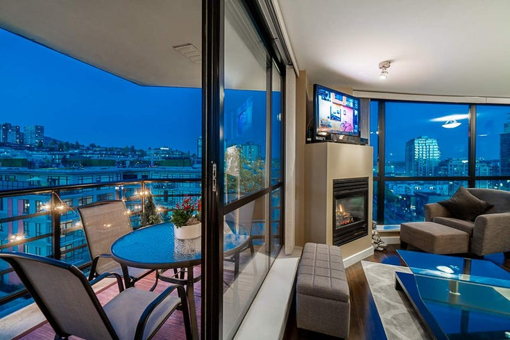 1001 124 W 1ST STREET - Lower Lonsdale Apartment/Condo for sale, 1 Bedroom (R2488243)