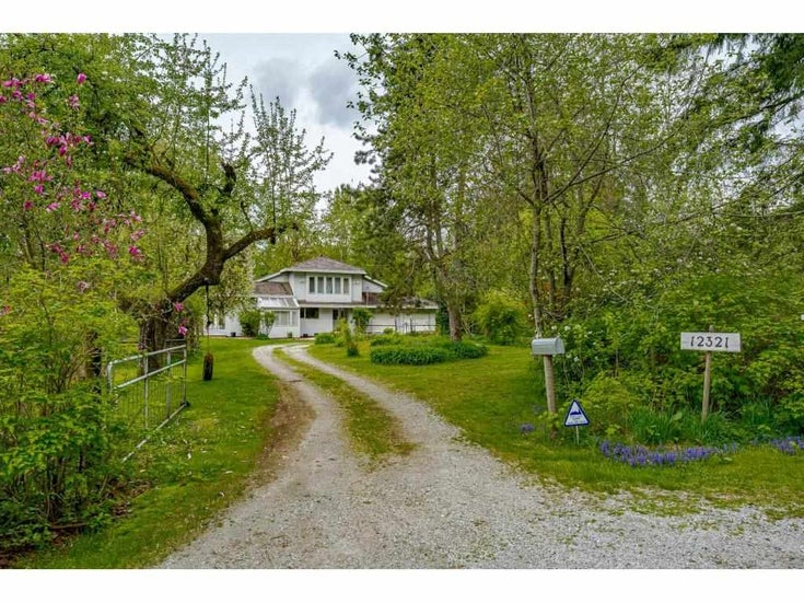 12321 264TH STREET - Websters Corners House with Acreage for sale, 3 Bedrooms (R2576052)