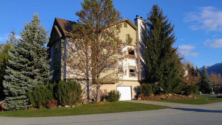 34 7410 FLINT STREET - Pemberton Apartment/Condo for sale, 2 Bedrooms (R2051211)