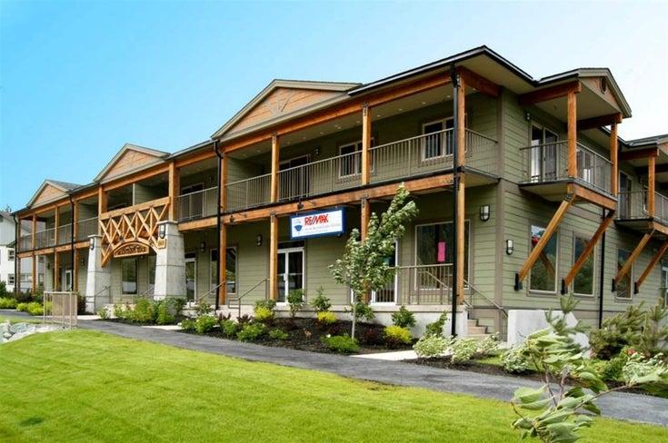 207 1411 PORTAGE ROAD - Pemberton Apartment/Condo for sale, 2 Bedrooms (R2297741)