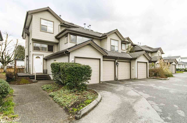 10 19160 119 AVENUE - Central Meadows Townhouse for sale, 3 Bedrooms (R2434473)
