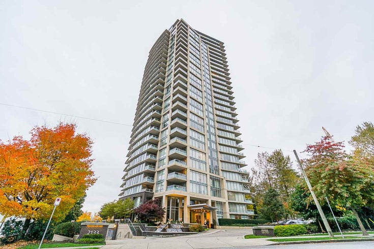 3008 2133 DOUGLAS ROAD - Brentwood Park Apartment/Condo for sale, 2 Bedrooms (R2509165)