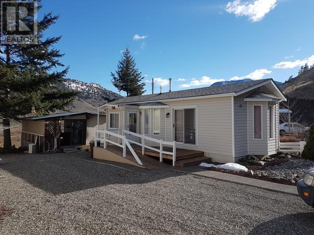 22 - 1292 HWY 3A - Keremeos Mobile Home for sale, 1 Bedroom (164934)