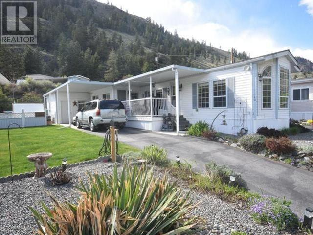 40 - 1292 HWY 3A - Keremeos Mobile Home for sale, 2 Bedrooms (166374)