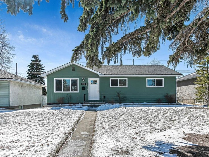 4423 46 Avenue SW - Glamorgan Detached for sale, 3 Bedrooms (A1088478)
