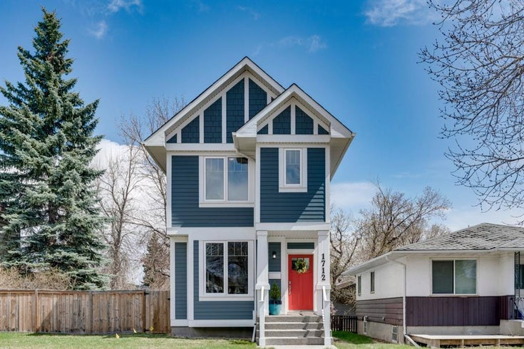 1712 29 Street SW - Shaganappi Detached for sale, 4 Bedrooms (A1104313)
