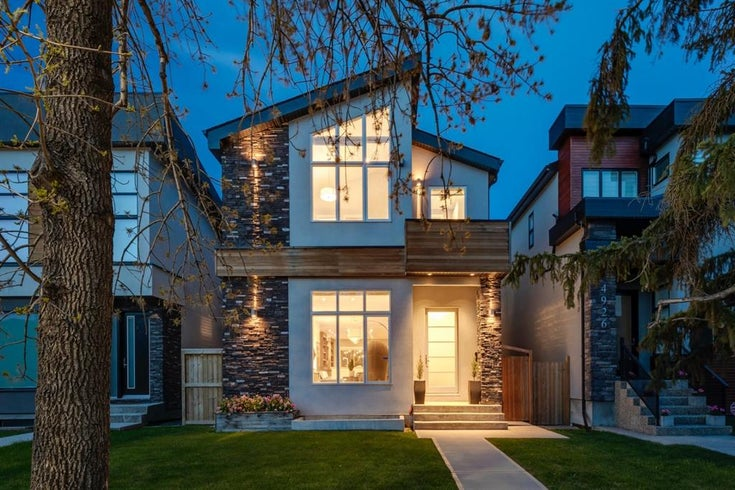 4924 21 Street SW - Altadore Detached for sale, 4 Bedrooms (A1114125)