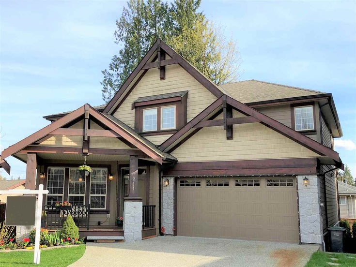 1211 BURKEMONT PLACE - Burke Mountain House/Single Family for sale, 6 Bedrooms (R2338437)