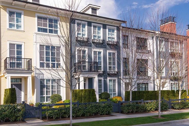 6 3437 Wilke Avenue - Burke Mountain Townhouse for sale, 4 Bedrooms (V1116451)