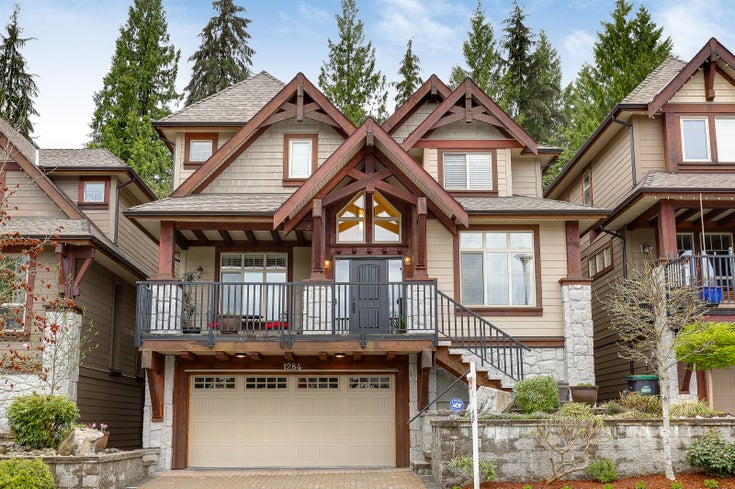 1284 Creekstone Terrace - Burke Mountain House/Single Family for sale, 4 Bedrooms (R2161877)