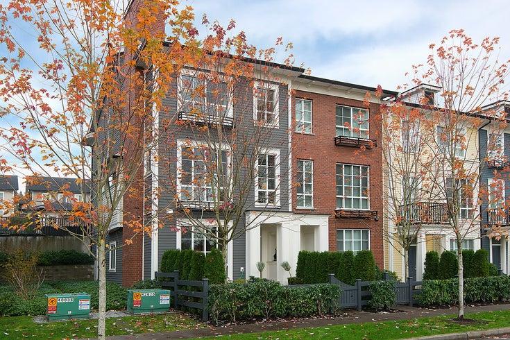 9 3445 Wilke Avenue - Burke Mountain Townhouse for sale, 4 Bedrooms (V1111433)
