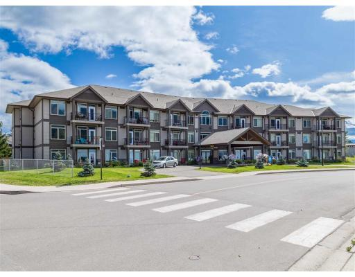 208 3684 PRINCESS CRESCENT - Smithers Apartment for sale, 2 Bedrooms (R2201442)