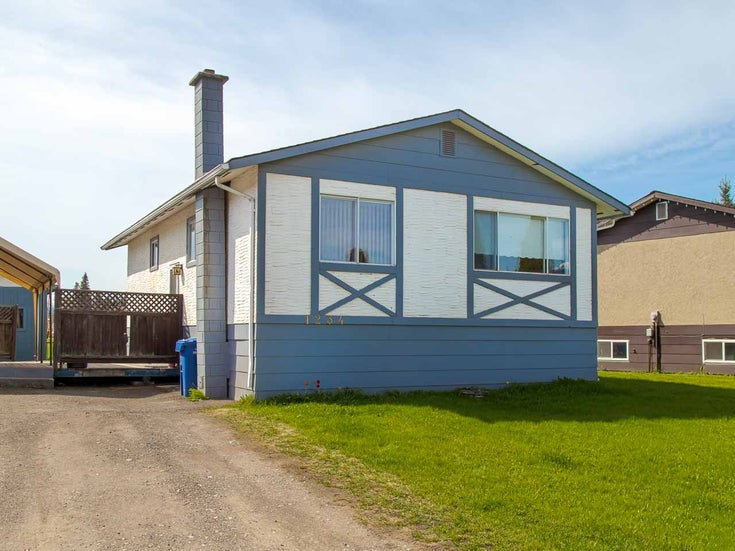 1234 BULKLEY DRIVE - Smithers House for sale, 5 Bedrooms (R2142308)