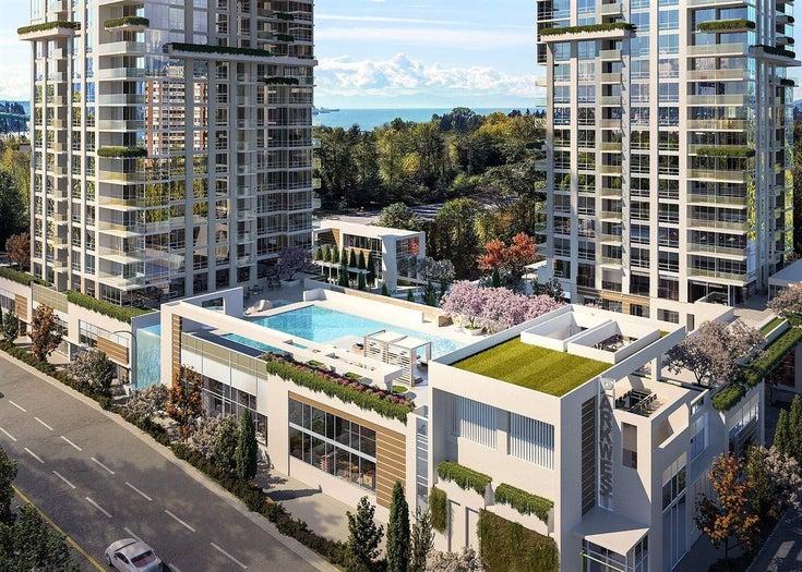 1604 1633 CAPILANO ROAD - Capilano NV Apartment/Condo for sale, 2 Bedrooms (R2625754)