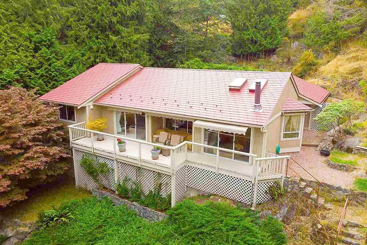 1228 Miller Road - Bowen Island House/Single Family for sale, 3 Bedrooms (R2453311)