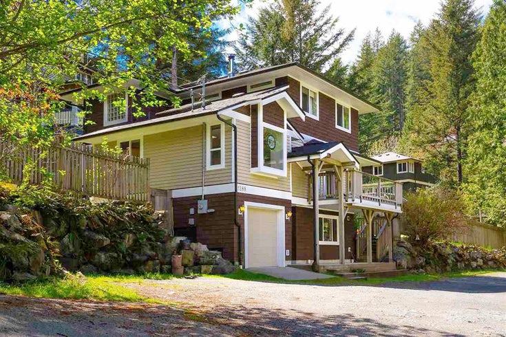 1288 Eagle Cliff Road - Bowen Island House/Single Family for sale, 3 Bedrooms (R2453311)