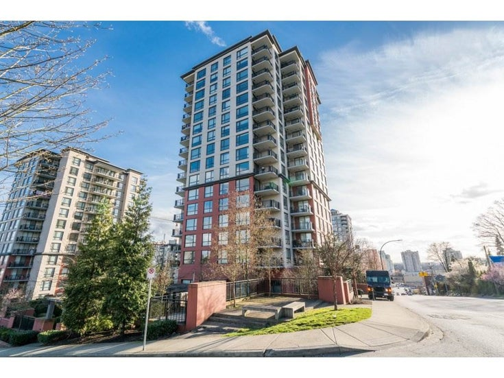 702 814 ROYAL AVENUE - Downtown NW Apartment/Condo for sale, 1 Bedroom (R2251846)