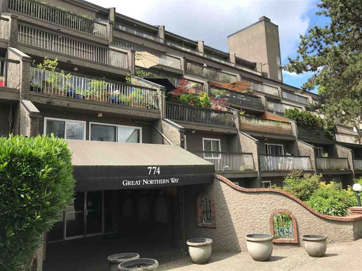 109 774 GREAT NORTHERN WAY - Mount Pleasant VE Apartment/Condo for sale, 1 Bedroom (R2275118)