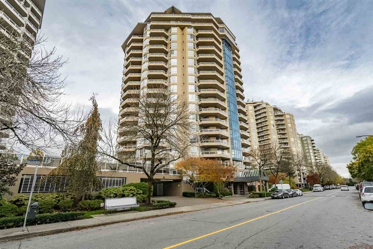506 1235 QUAYSIDE DRIVE - Quay Apartment/Condo for sale, 2 Bedrooms (R2320850)