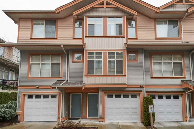 52 12036 66 AVENUE - West Newton Townhouse for sale, 3 Bedrooms (R2334830)